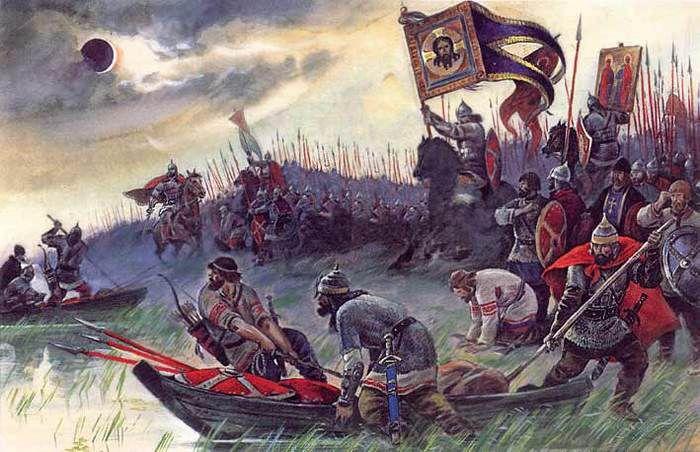 Військо князя Святослава