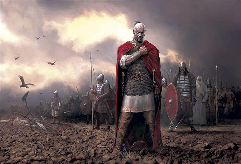 Князь Святослав Ігорович