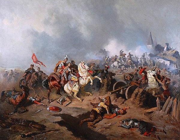 Битва під Монастирищем