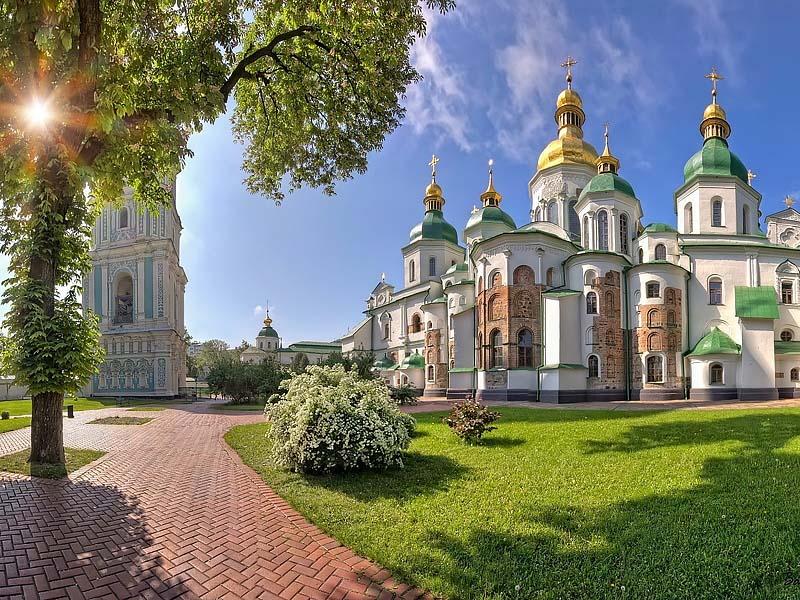 Софія Київська - історія будівництва, фрески та цікаві факти