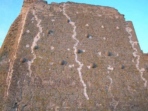 Тетраксис Аккерманської фортеці