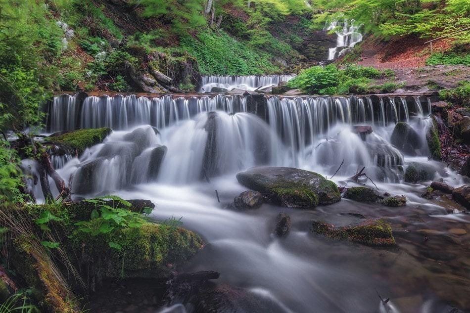Дивовижна краса водоспаду Шипіт