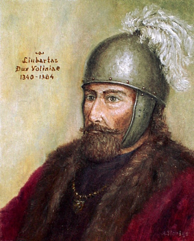 Князь Любарт
