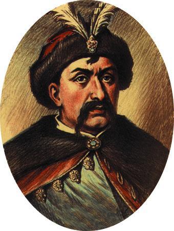 Богдан Хмельницький