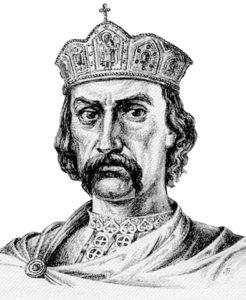Володимир Великий, портрет Василя Лопати