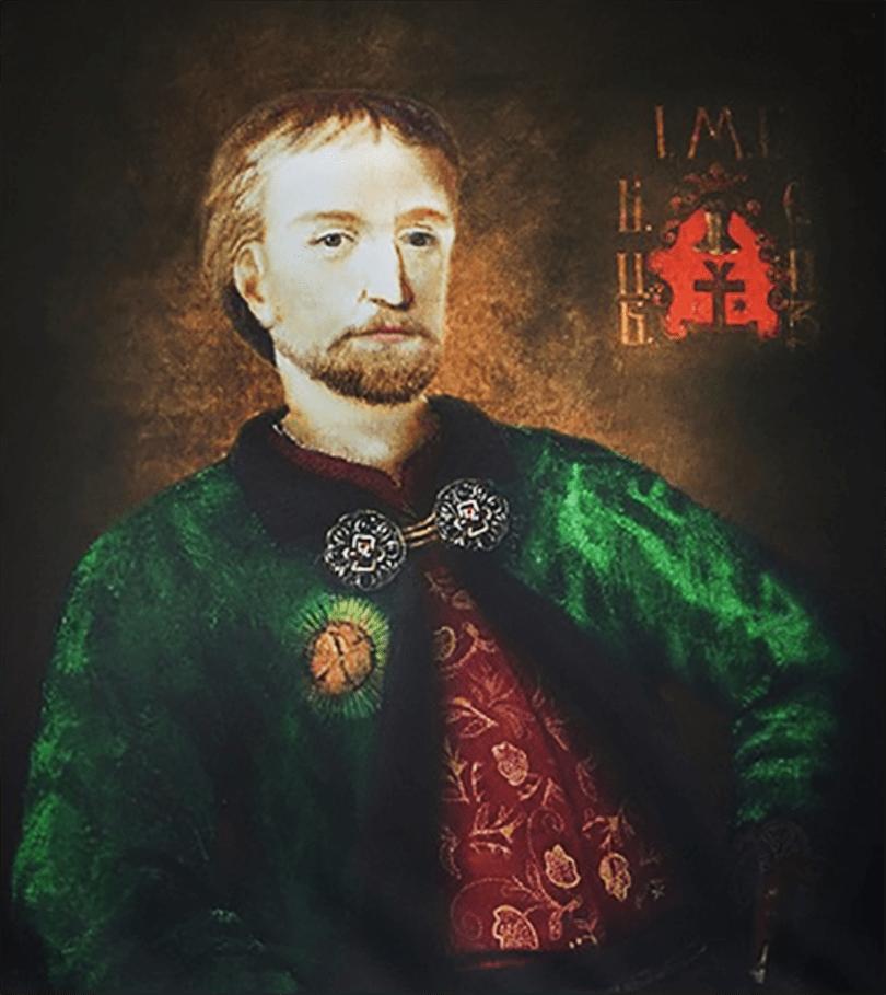 Портрет Івана Мазепи