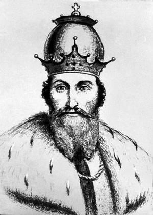 Портрет короля Данила