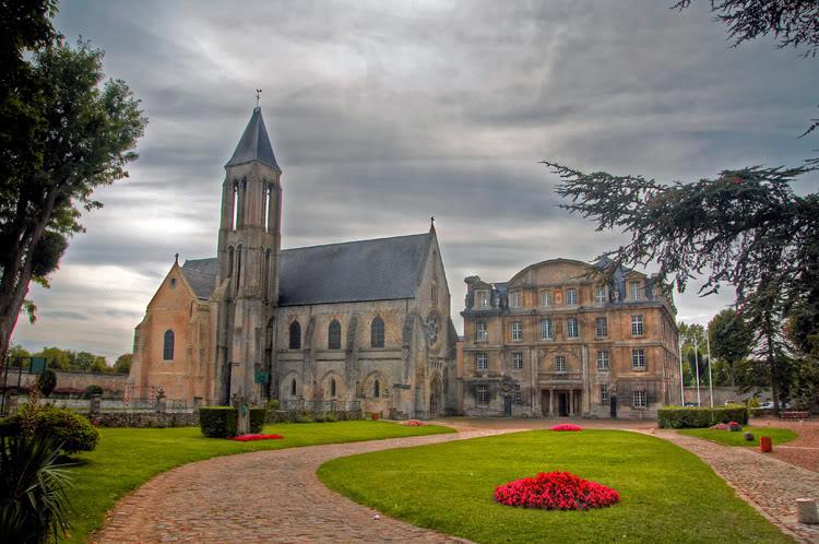 Монастир Святого Вікентія