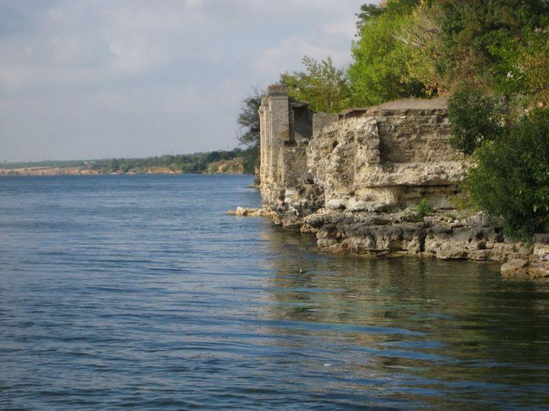 Руїни фортеці Кизикермен